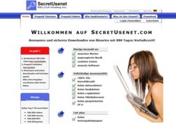 webseite secret usenet